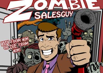 Zombie Sales Guy
