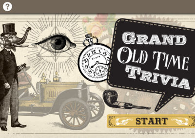 Grand Old Time Trivia